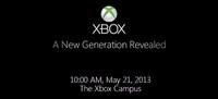 Microsoft presentará su nueva Xbox el próximo 21 de mayo