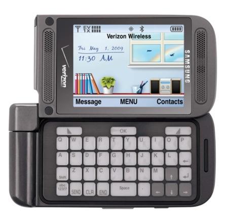 Samsung u750, o Samsung Alias 2 para los amigos