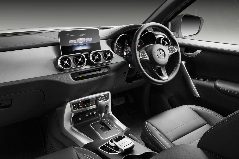 Foto de Mercedes-Benz Clase X Power (44/44)