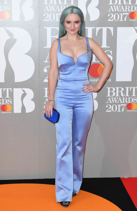 Grace Chatto Brit Awards 2017 peor vestidas