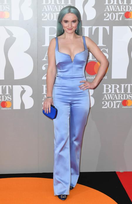 Grace Chatto Brit Awards 2017 peor vestidas