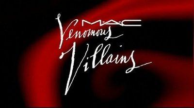 Venomous Villains, la colección de maquillaje de MAC inspirada en las villanas de Disney