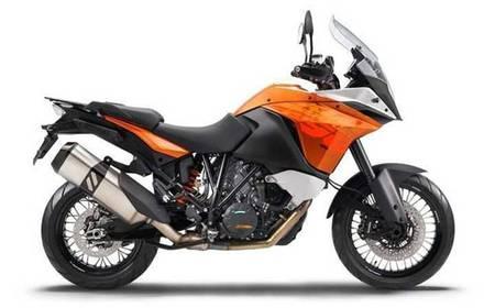 KTM 1190 Adventure 2013, primeras imágenes oficiales y características