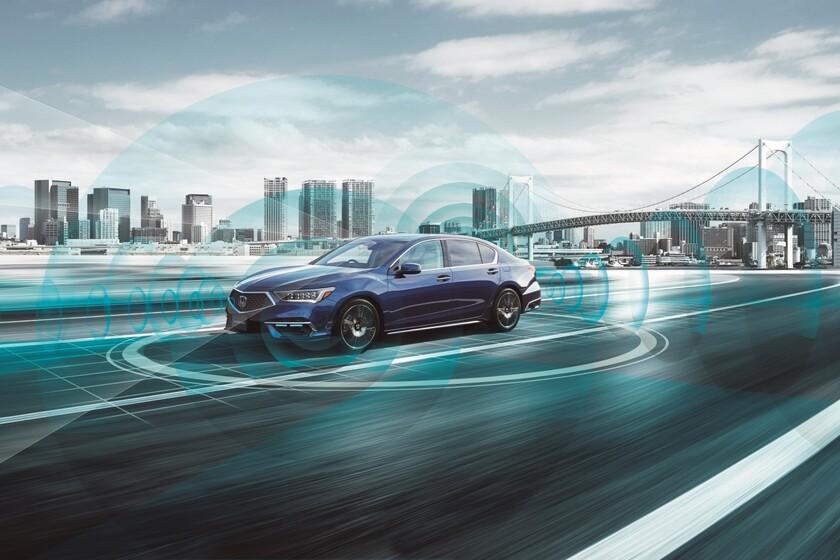 Honda adelanta a Mercedes y se convierte en la primera marca con un coche de conducción autónoma nivel 3