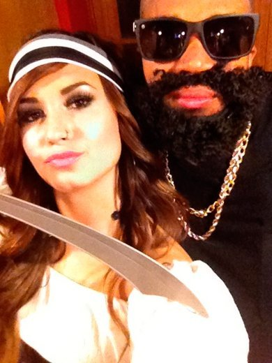 demi-lovato-pirata-halloween