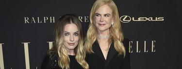 Alfombra roja: El negro es el color estrella en esta gala en la que estuvieron las mujeres más importantes de Hollywood
