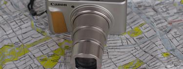 Canon PowerShot SX740 HS, análisis: Una compacta que sobresale por su zoom pero está dirigida a aficionados sin pretensiones