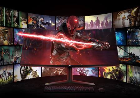 LG anuncia nuevos monitores gaming para ampliar el mercado en la gama alta: son los LG 38GL950G, LG 27GL850 y LG 27GN750