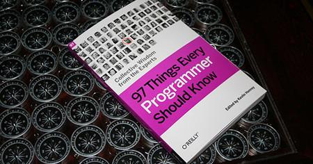 97 cosas que todo programador debería saber