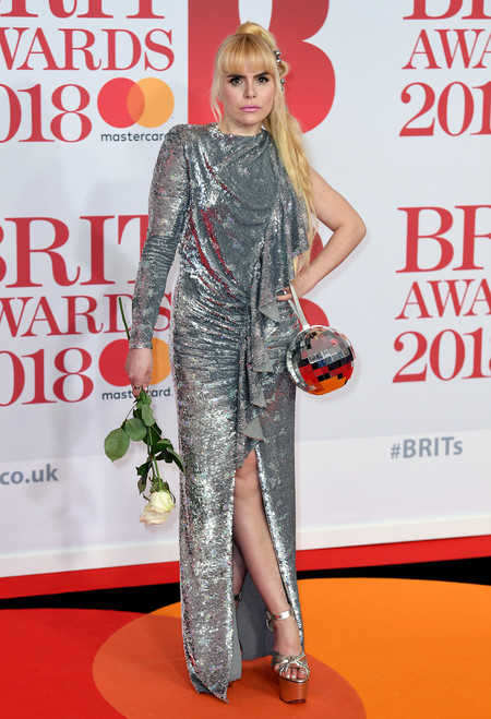Paloma Fith Brit Awards 2018
