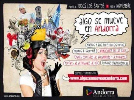 Disfruta de Andorra con descuentos en noviembre