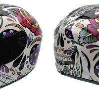 La fiesta de los muertos ahora también en tu cabeza, con el NZI Must II Mexican Skulls