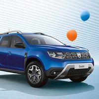 Dacia Duster Serie Limitada Aniversario: la versión más equipada del SUV, con mecánica GLP y desde 16.700 euros