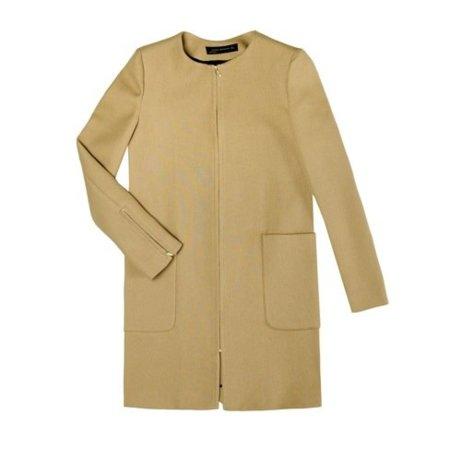 cazadoras abrigos Primavera trenchs y Zara 2011 Verano nuevos xq708Ua