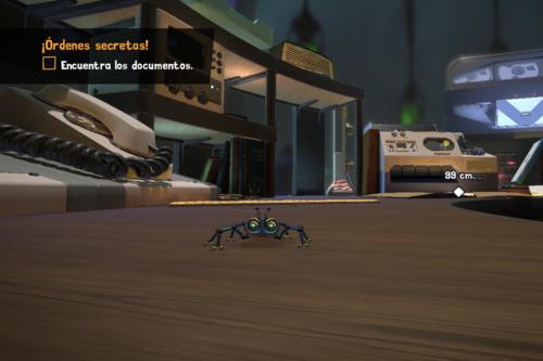 'Spyder', salva el mundo en la piel de una pequeña araña con este juego de Apple Arcade