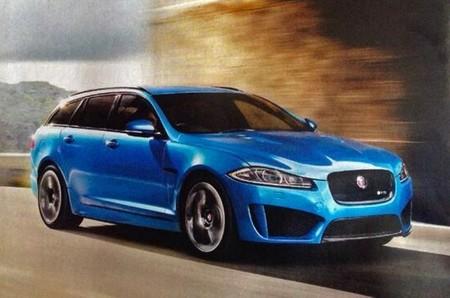 Jaguar XFR-S, ¿también con carrocería familiar?