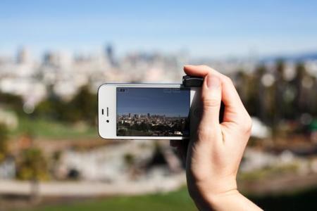 Una patente de Apple muestra posibles mejoras en la aplicación cámara de iOS para la toma de fotografías