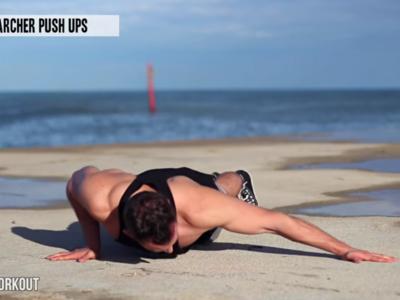25 variaciones de flexiones para combinar en tu entrenamiento