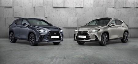 Lexus Nx 450h 2021 5