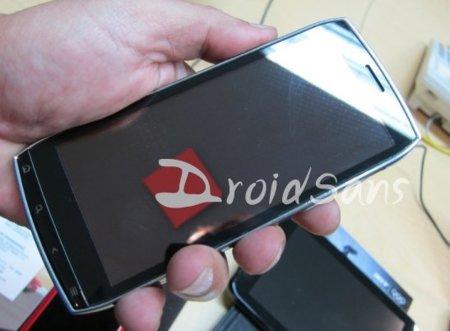 Acer tiene en el horno tres dispositivos Android, primeras imágenes