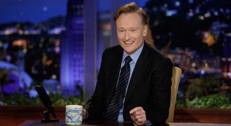 Conan O'Brien podría reaparecer antes de lo esperado