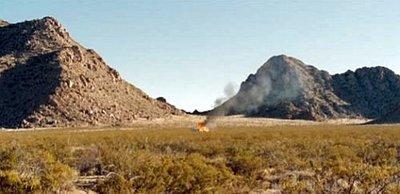 La tierra de lejos quemada por Arriaga Guillermo
