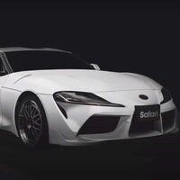 Tom's Racing preparador oficial de Toyota, rinde homenaje a Paul Walker con este Supra
