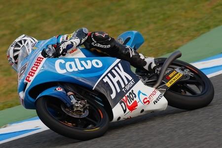 MotoGP España 2013: Maverick Viñales consigue la primera victoria del año con bandera roja en Moto3