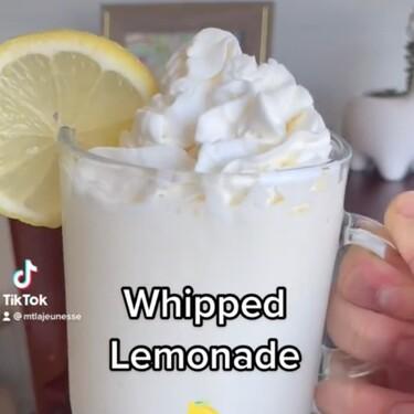 Limonada batida: la receta más resfrescante y apetecible del verano que ya es viral en TikTok