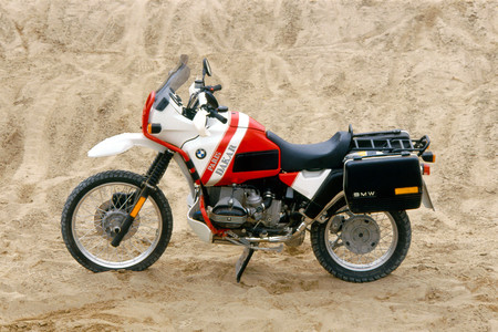 Bmw R 100 Gs Paris D