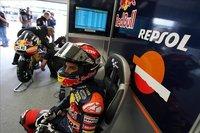 MotoGP Gran Bretaña 2010: Marc Márquez empieza dominando 125