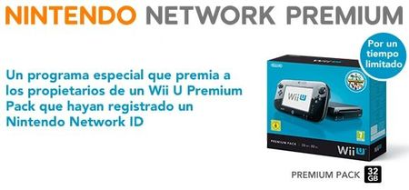 La página Nintendo Network Premium ya está operativa
