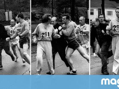 La historia de Kathrine Switzer, la mujer que desafió al machismo corriendo una maratón que tenía prohibida