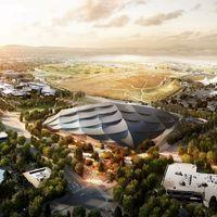 Google también tendrá un nuevo e impresionante campus, y no será una nave espacial