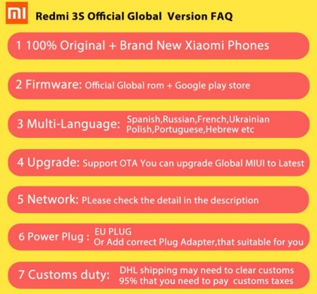 Xiaomi Global Version