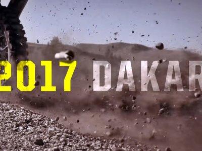 Así de épico se presenta al Dakar 2017 el equipo Rockstar Energy Husqvarna Factory Racing