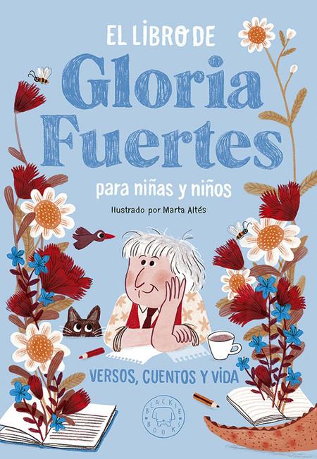 El Libro De Gloria Fuertes Para Ninas Y Ninos Libros San Jordi