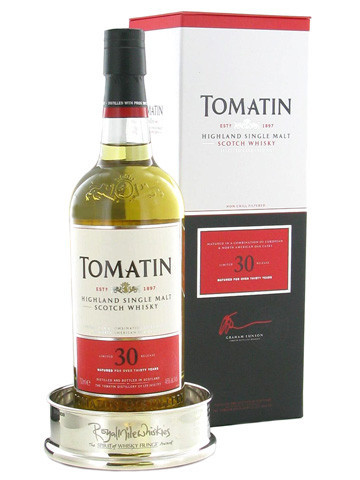 Tomatin, Balblair y Ardbeg. Los 3 mejores whiskies en los Spirit of Whisky Fringe Awards