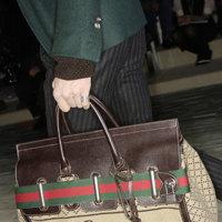 Gucci y sus lujosos shoppers masculinos