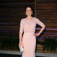 Ellie Kemper oscar 2014 look vanity fair