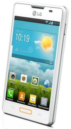 LG Optimus L4 Dual