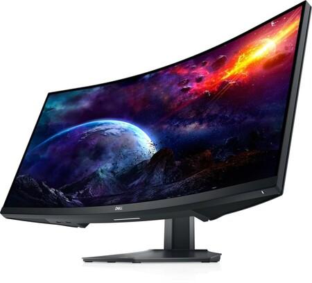Dell tiene listos sus cuatro nuevos monitores: pantalla curva o plana, formato ultrapanorámico y hasta 240 Hz en pantalla