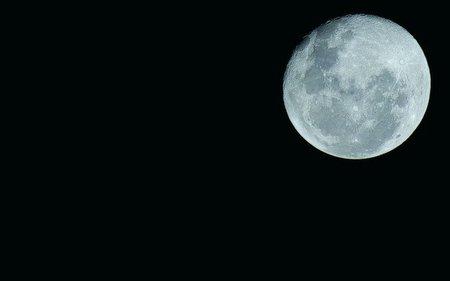 La Luna se viene de fiesta
