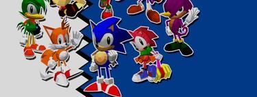 Este Sonic no es ni medio normal: los 11 juegos más extraños del erizo de Sega
