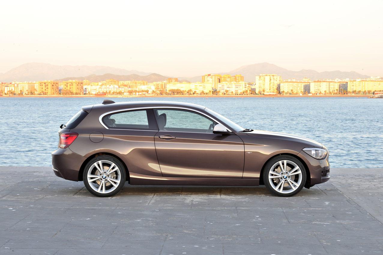 Foto de BMW Serie 1 3 puertas (4/33)