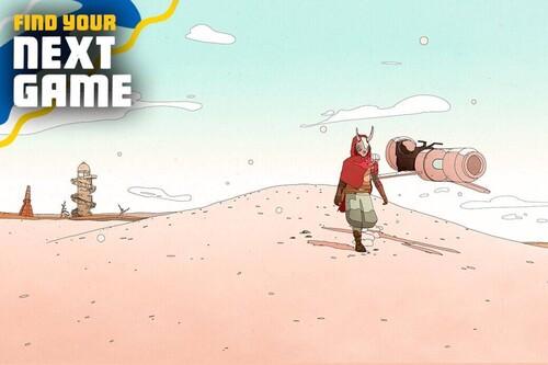 La demo de Sable me ha hecho cambiar mis planes: ahora solo quiero perderme entre las dunas y explorar el desierto con mi aeromoto
