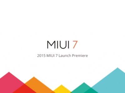 Xiaomi presenta oficialmente MIUI 7 y nos habla de sus novedades