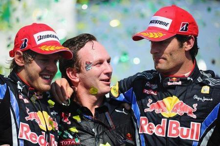 GP de Brasil de Fórmula 1. Red Bull ya tiene su primer título