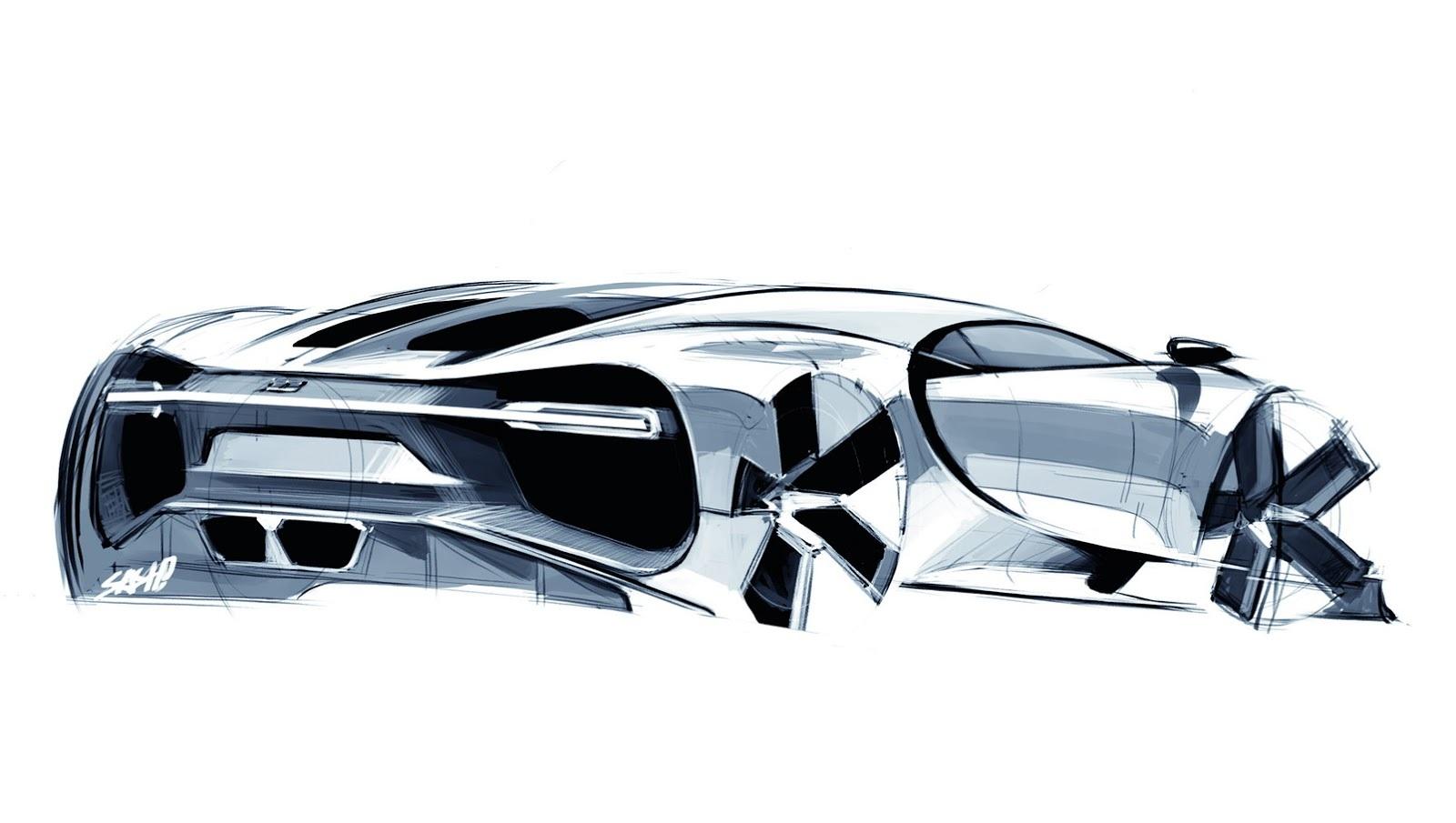 Bugatti Chiron 65 77