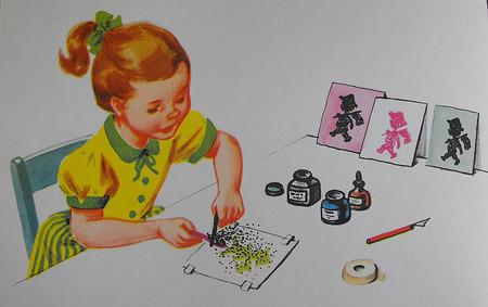 Un sitio aliado de los papás que quieren preparar actividades manuales con los niños en vacaciones: 'dibujos para pintar'